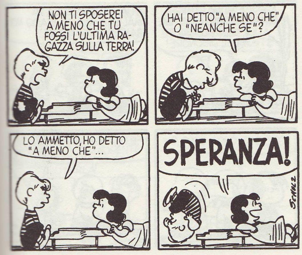 Le Strisce Dei Peanuts Snoopy Charlie Brown