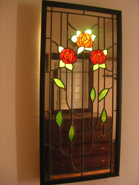 Fiori di vetro - Scrittura a specchio ...