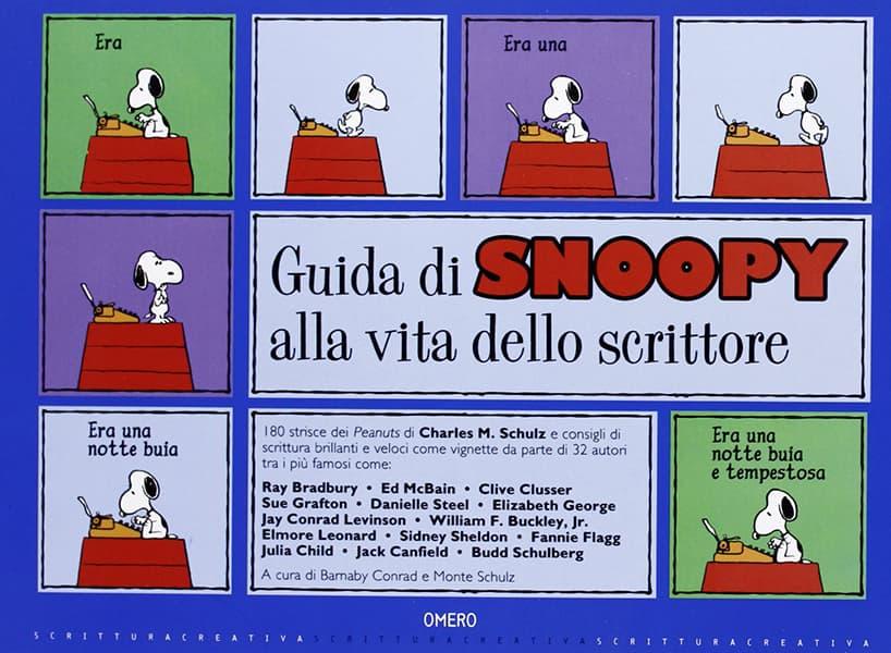 Guida di Snoopy alla vita dello scrittore di      Barnaby Conrad, Monte Schultz